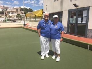 Quesada Bowls Club Report by Dee Stephenson