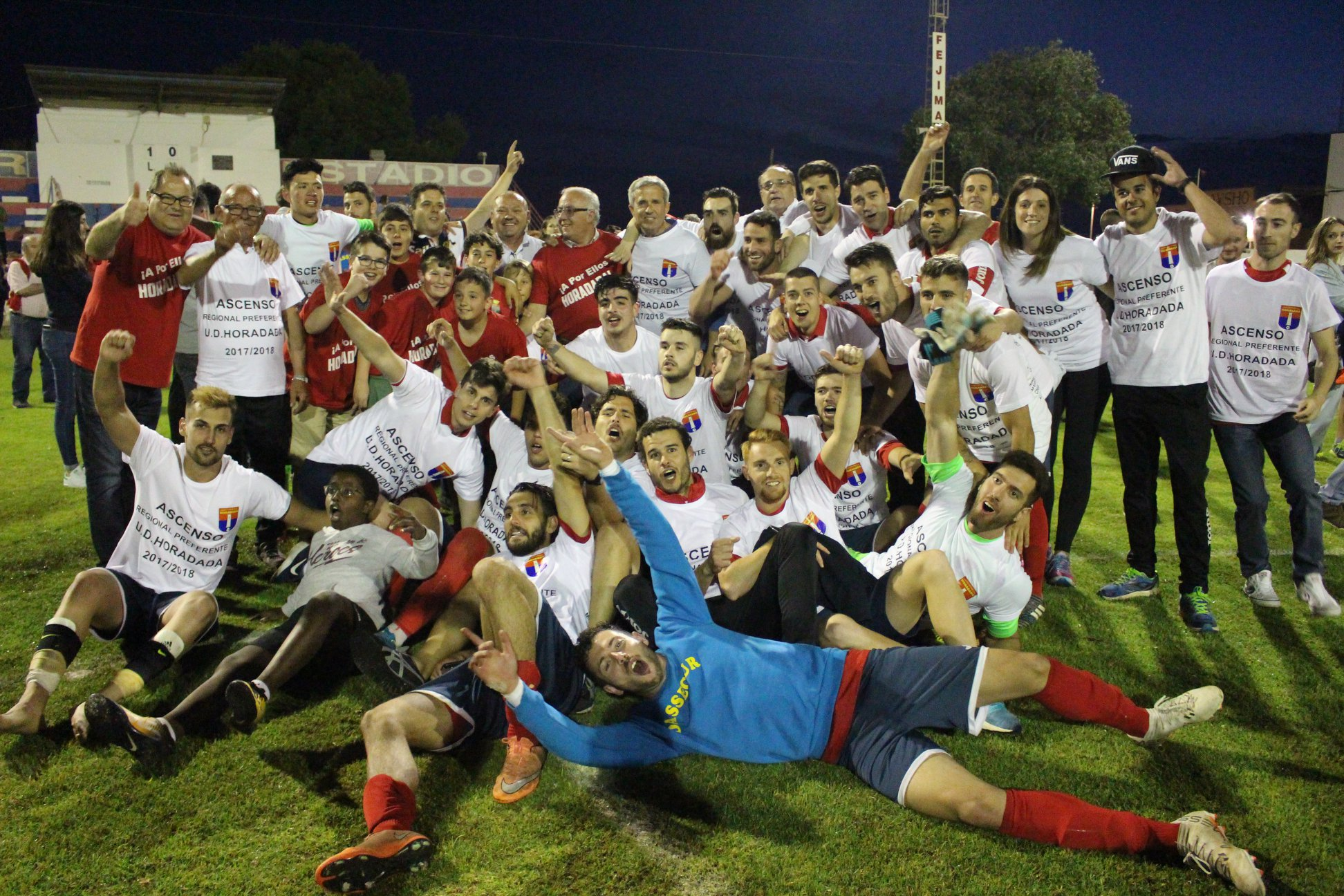 UD Horadada were recently promoted to Preferente