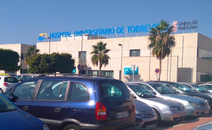 Torrevieja Hospital now has only two covid patients