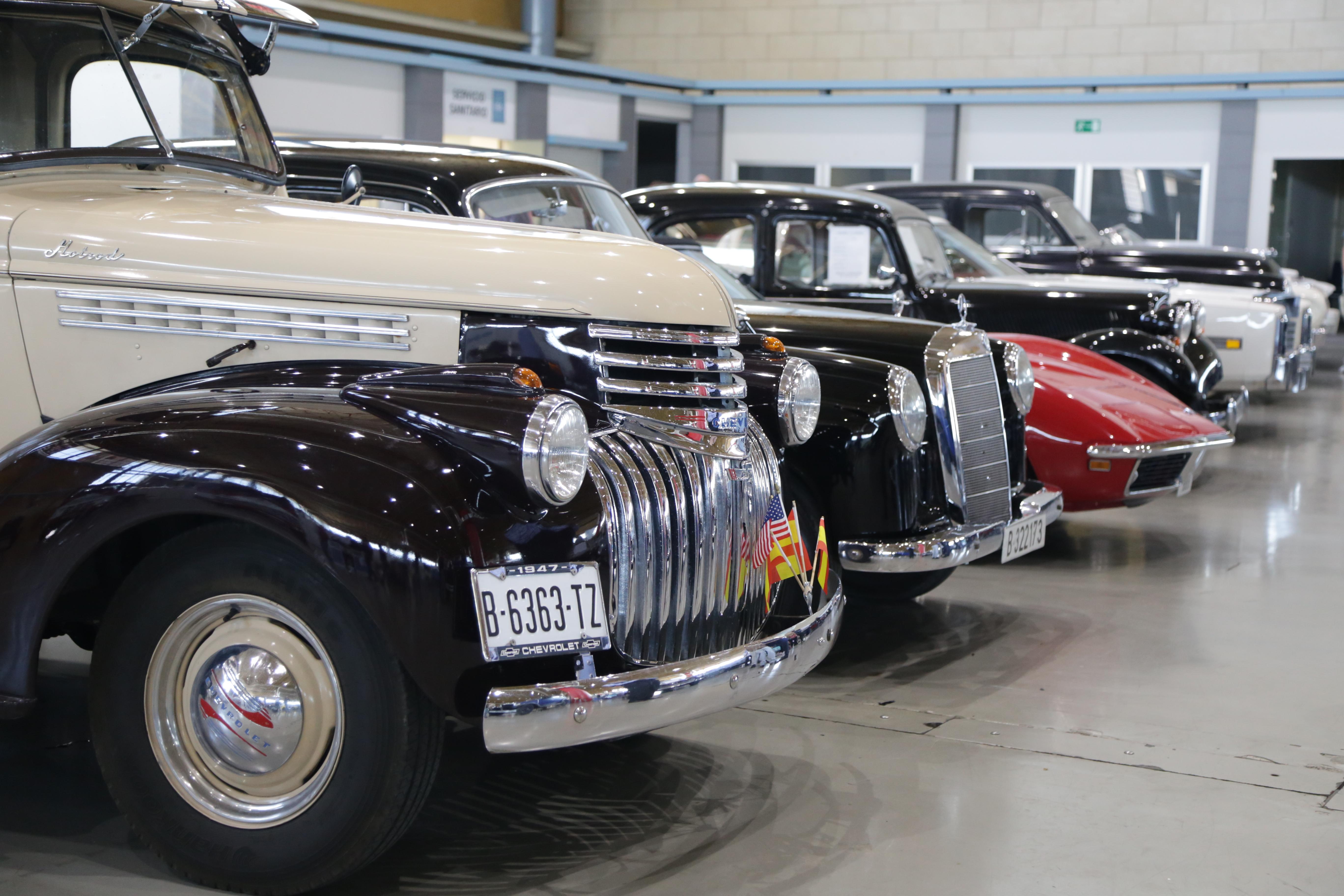 A taste of auto history at IFA Alicante for Auto Antic 2018 - The ...