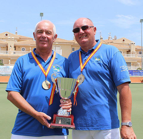 San Luis Bowls Club in National Championships