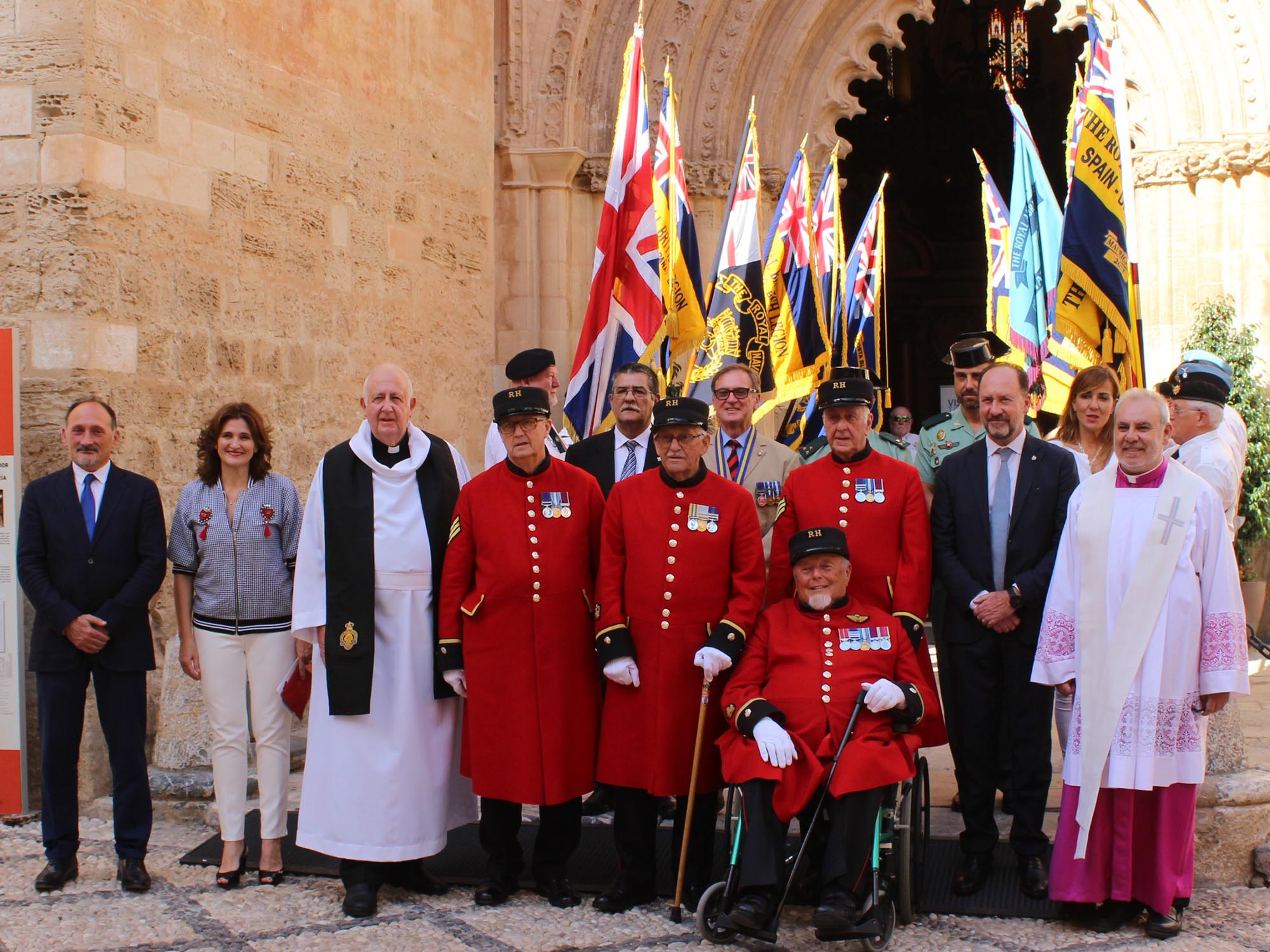 Armed Forces Day exceeds expectations in Orihuela Cathedral