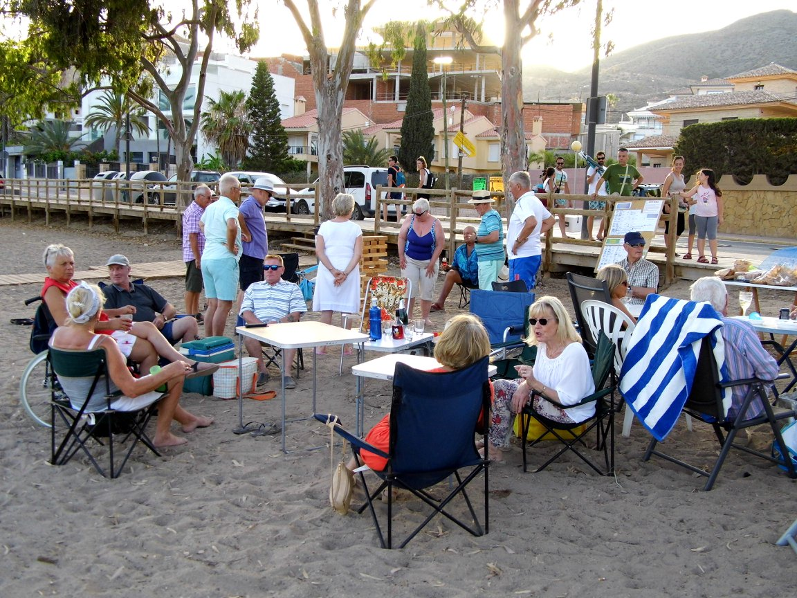 Summer Solstice Murcia Humanists