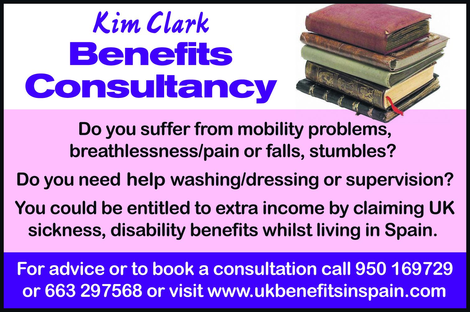 Could you be entitled to UK benefits?
