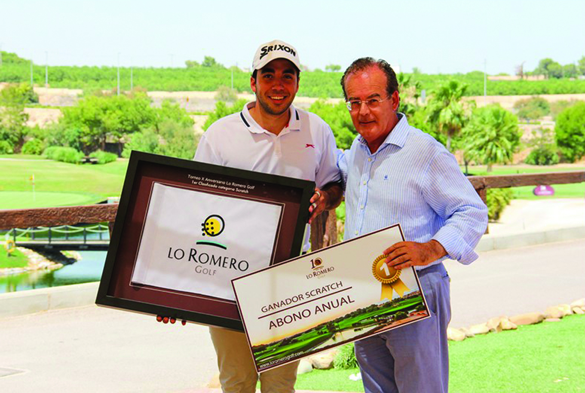 Celebrating 10 years of golf at Lo Romero