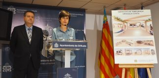 Orihuela announces imminent award of beach bar contract