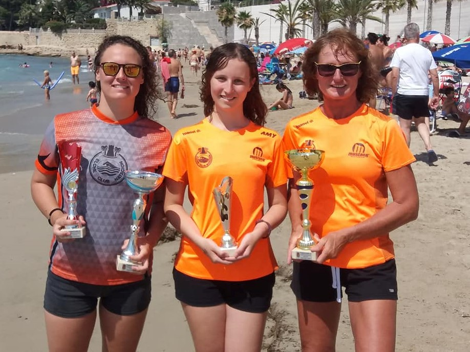 Hat trick of Family Firsts in 2nd Travesia de la Cantera Alicante