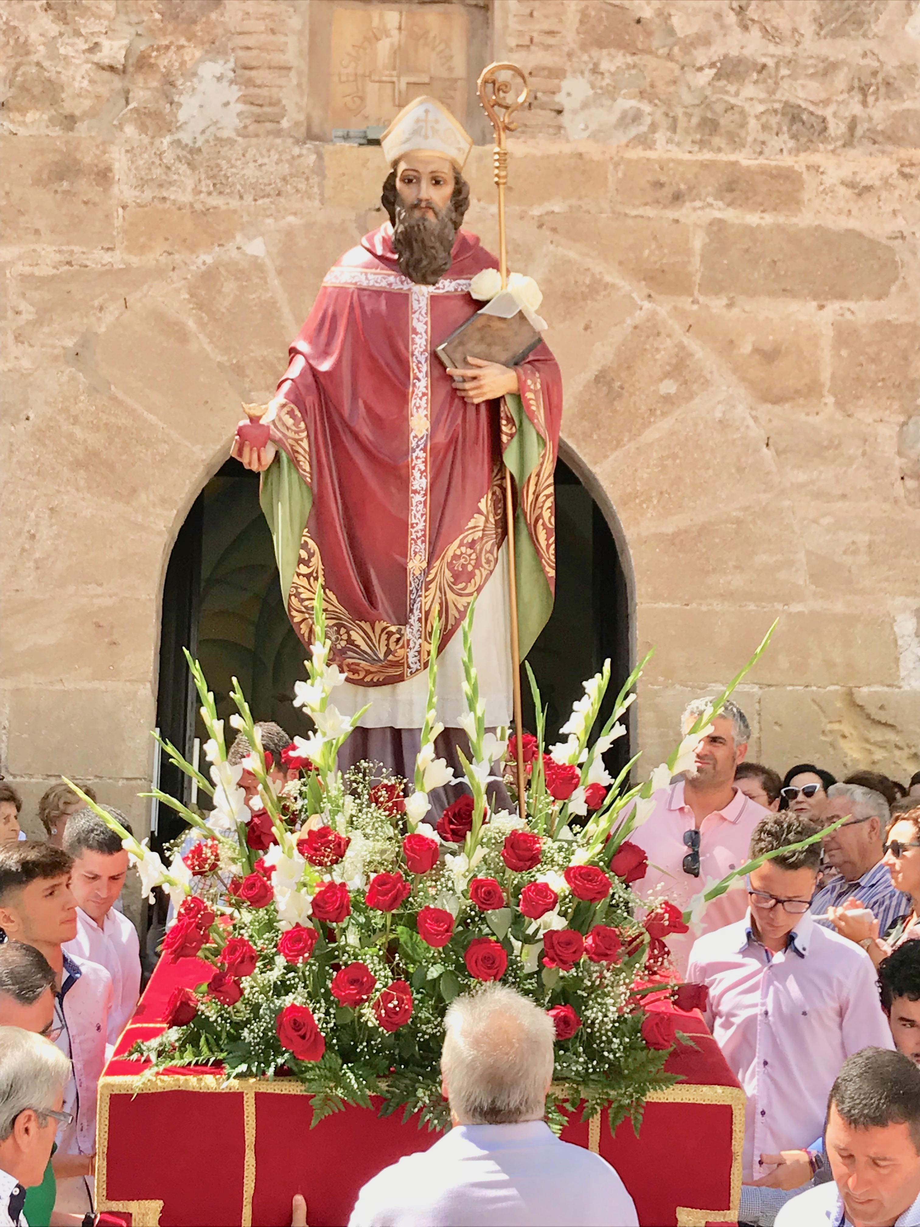 Mojácar's San Agustín fiesta ends on a high note