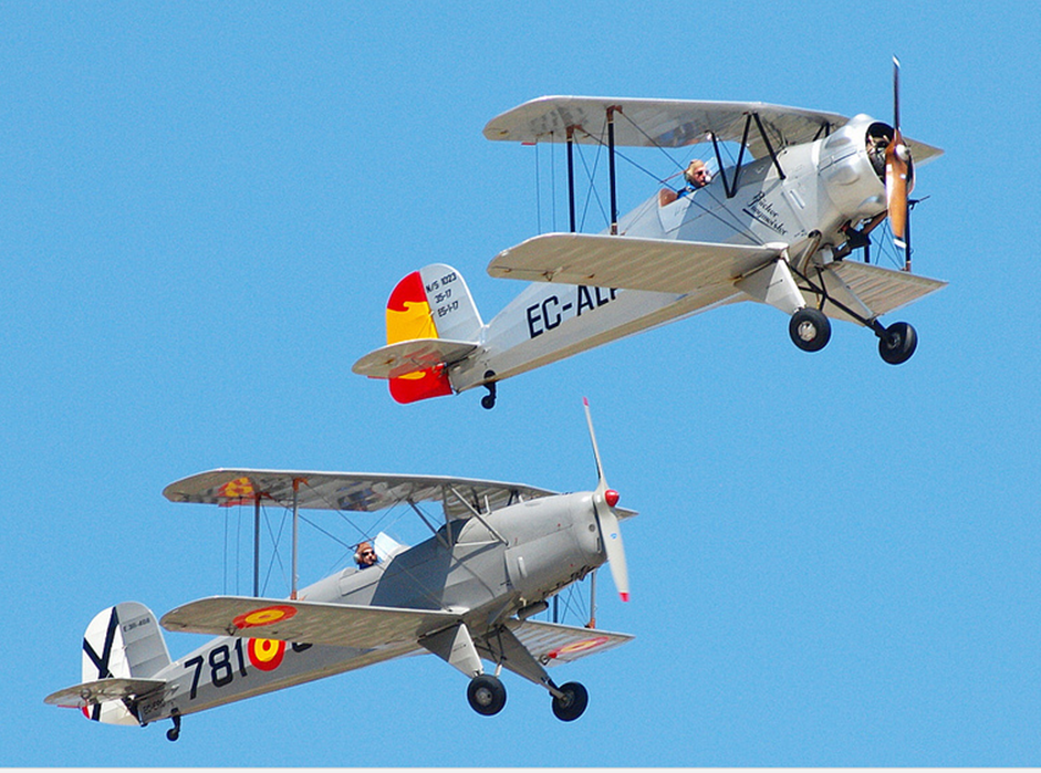 Aircraft museum increasingly likely for San Javier