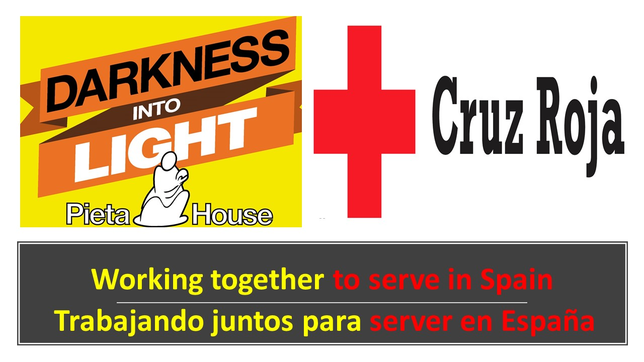 'Darkness into Light' forge partnership with Cruz Roja