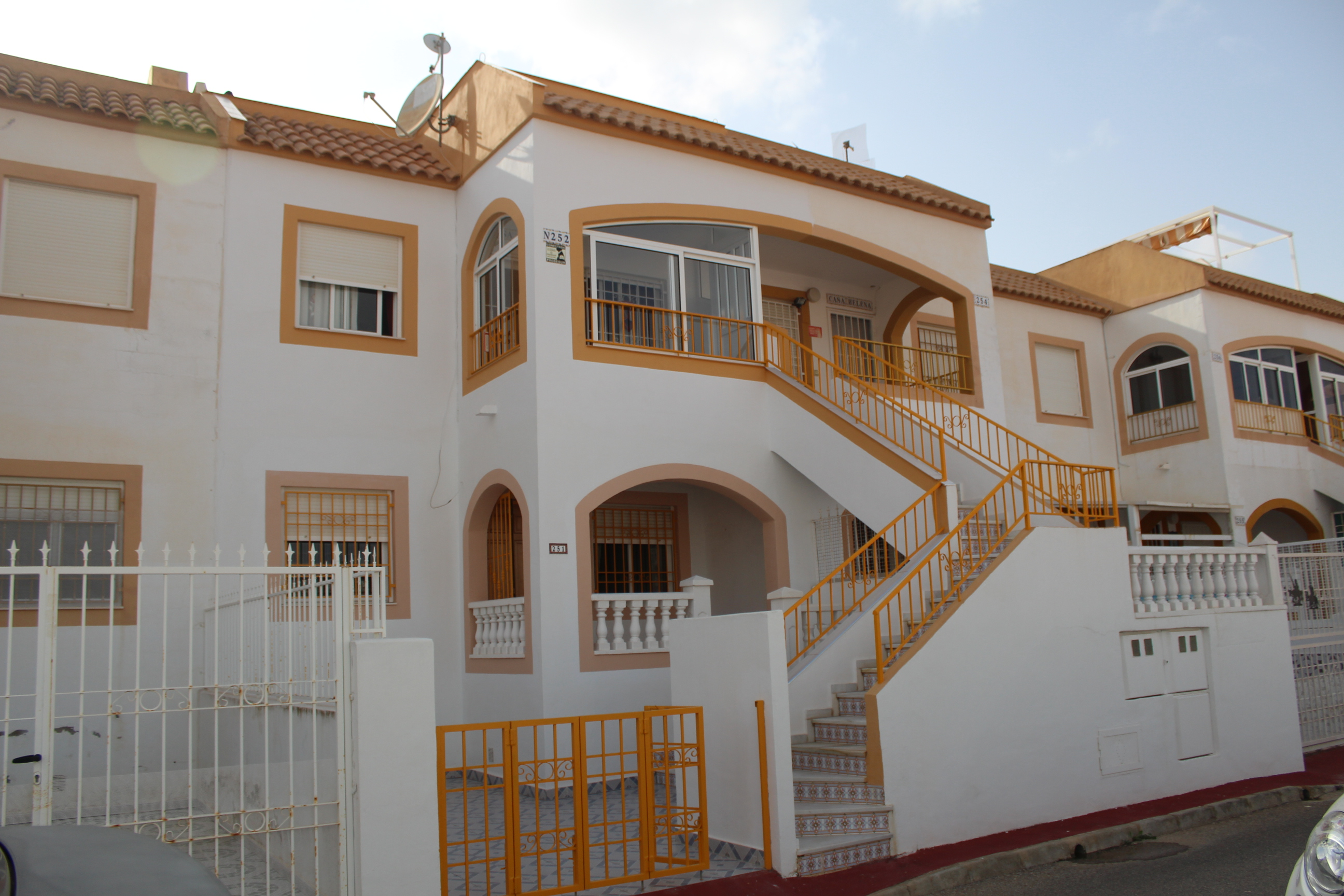 Cheap Spanish property for sale - Two bedroom, one ...