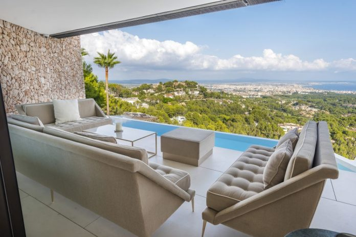 € 65 million Villa Soltaire in Son Vida, Palma de Mallorca, is the most expensive property in Spain