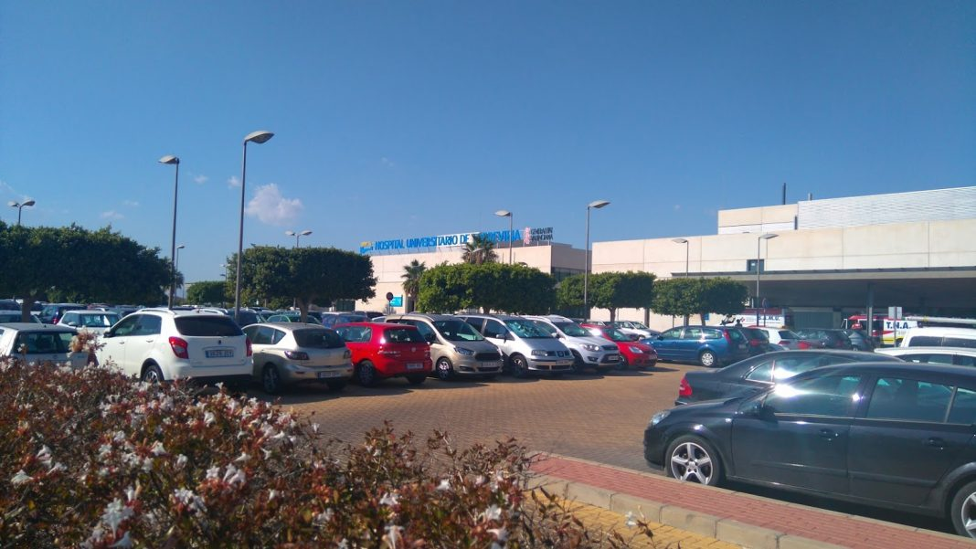 Hospitals in Alicante Province in recovery mode