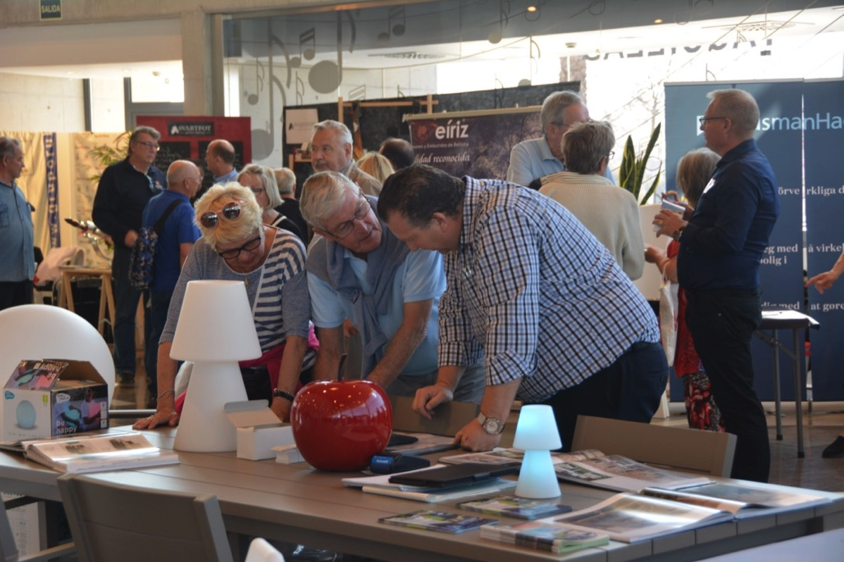 Expo Torrevieja's Clubs and Associations weekend