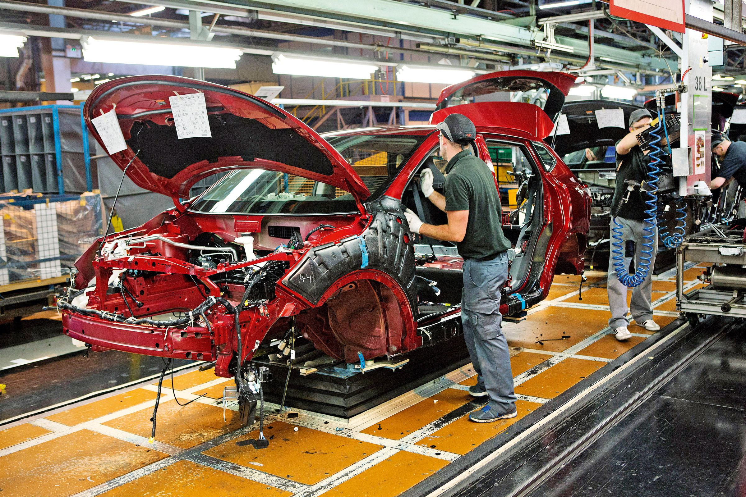 Car Manufacturers Europe Mail: Brexit: Auto Industry Urges Negotiators To Avert Worst