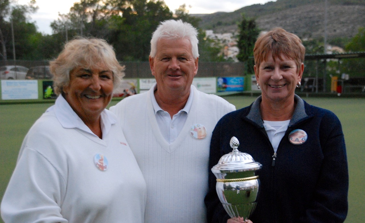 Two Day Bowling Competition at Benitachell Bowls Club
