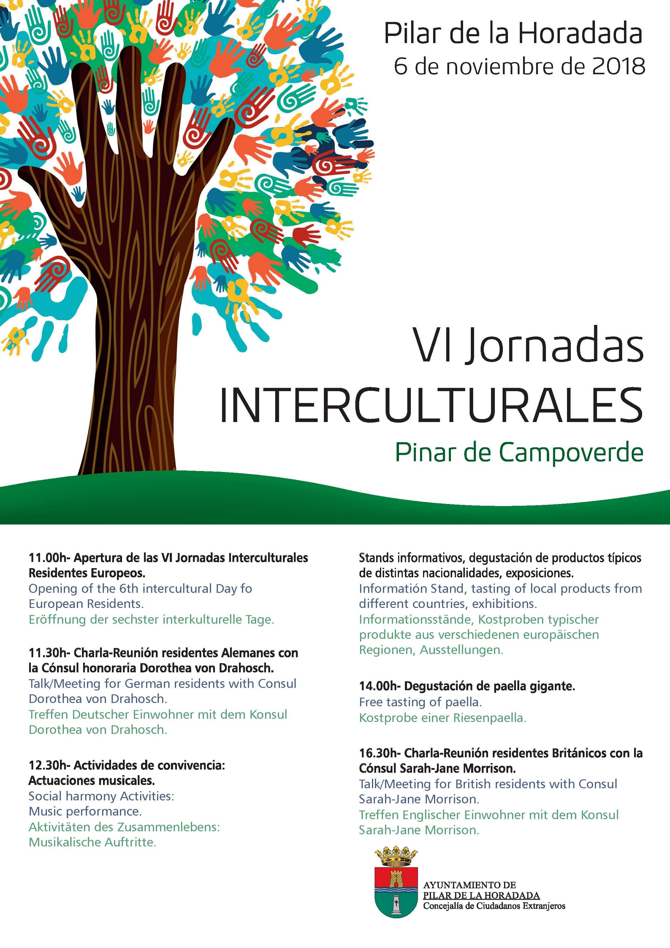 Intercultural Conference and Brexit meeting in Pilar de la Horadada