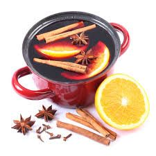 Free mulled wine in the Craft fair in Jávea
