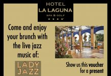 La Laguna Hotel and Spa Tuesday Brunch with Lady Jazz