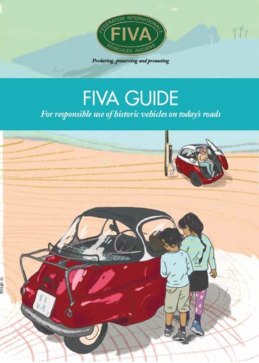 FIVA introduces its new guide for historic motoring
