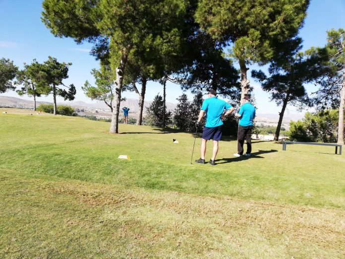 Busters Golf Society April 2019