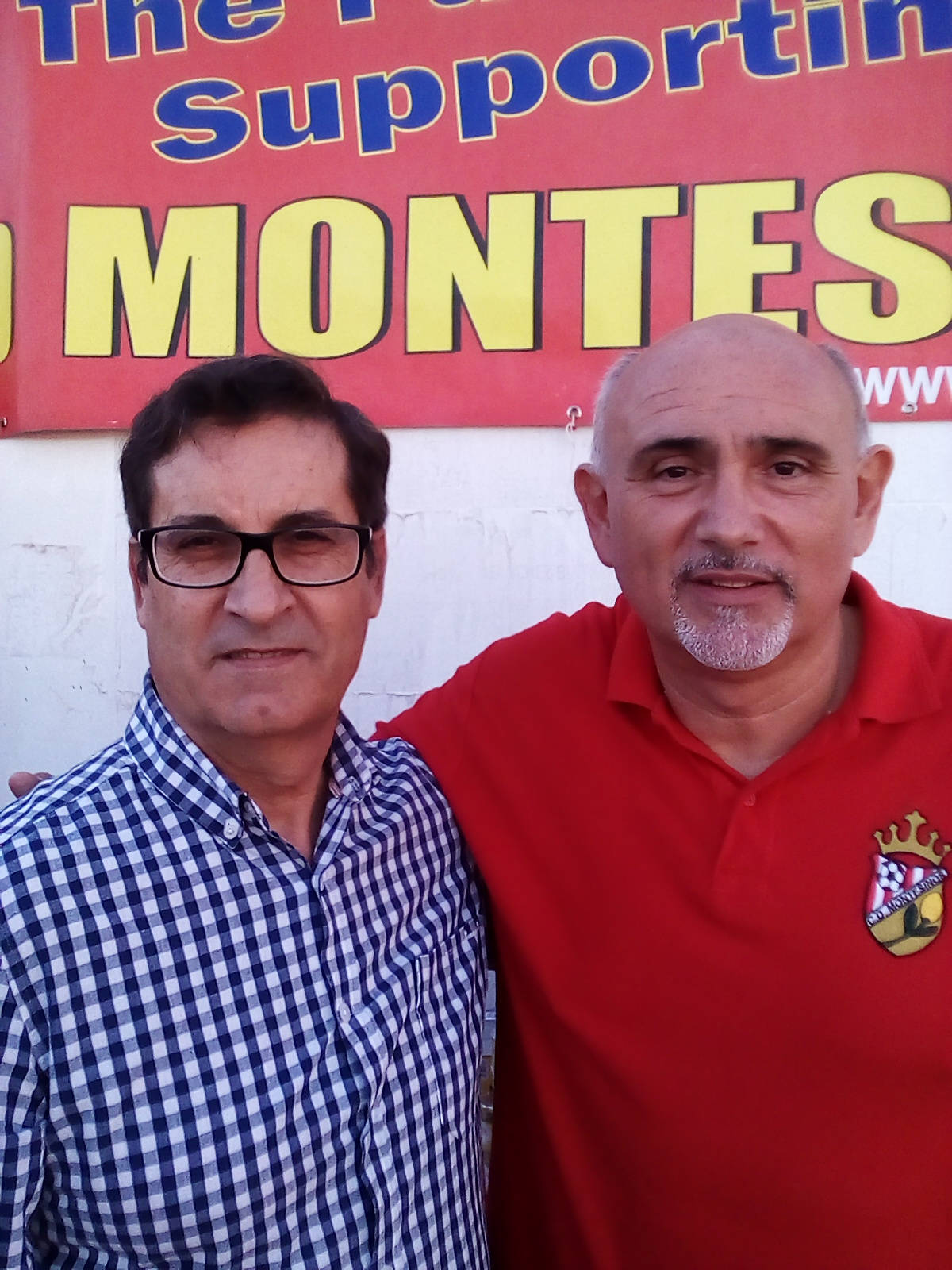 Mayor José praises club and fans at 'Monte'