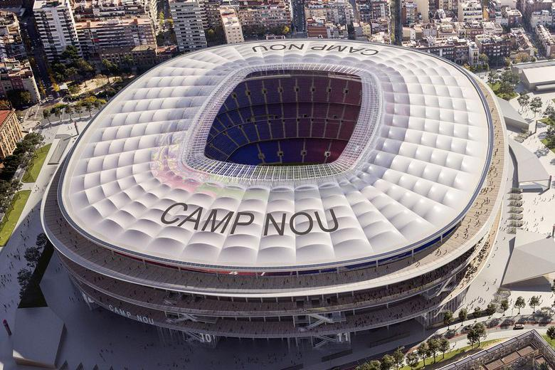 Most Luxurious Football Stadiums In Europe The Leader