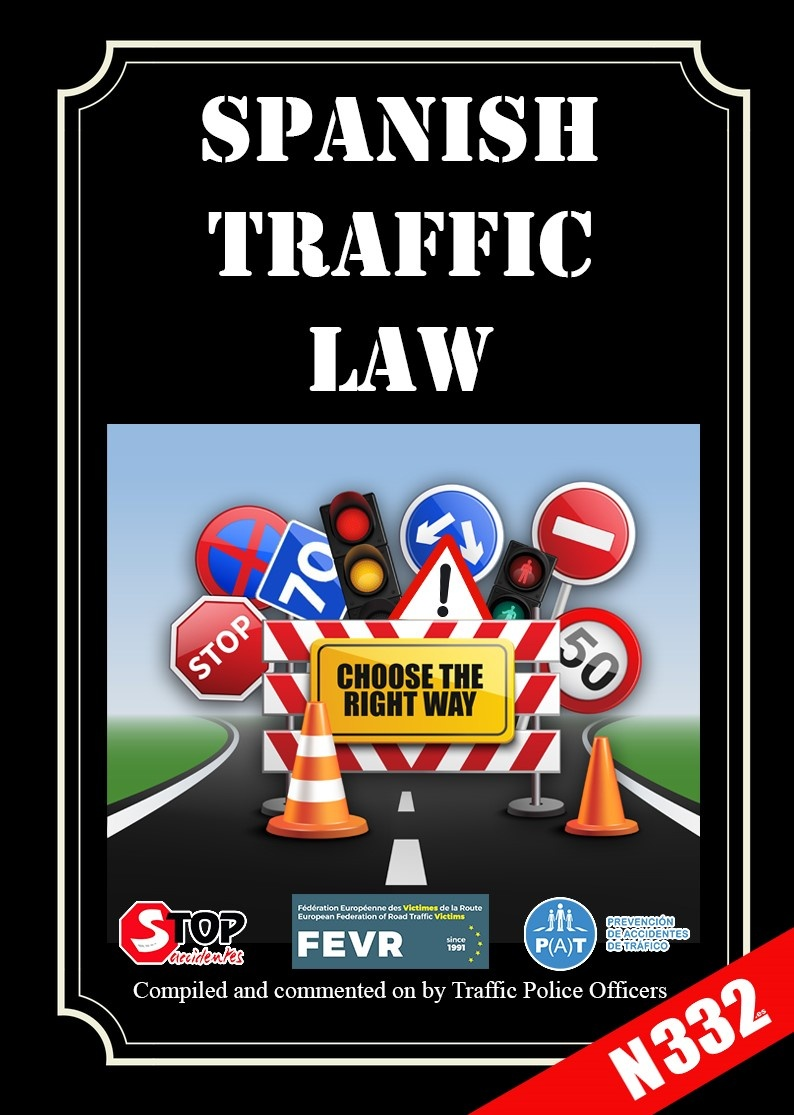 GET TO KNOW SPANISH TRAFFIC LAW
