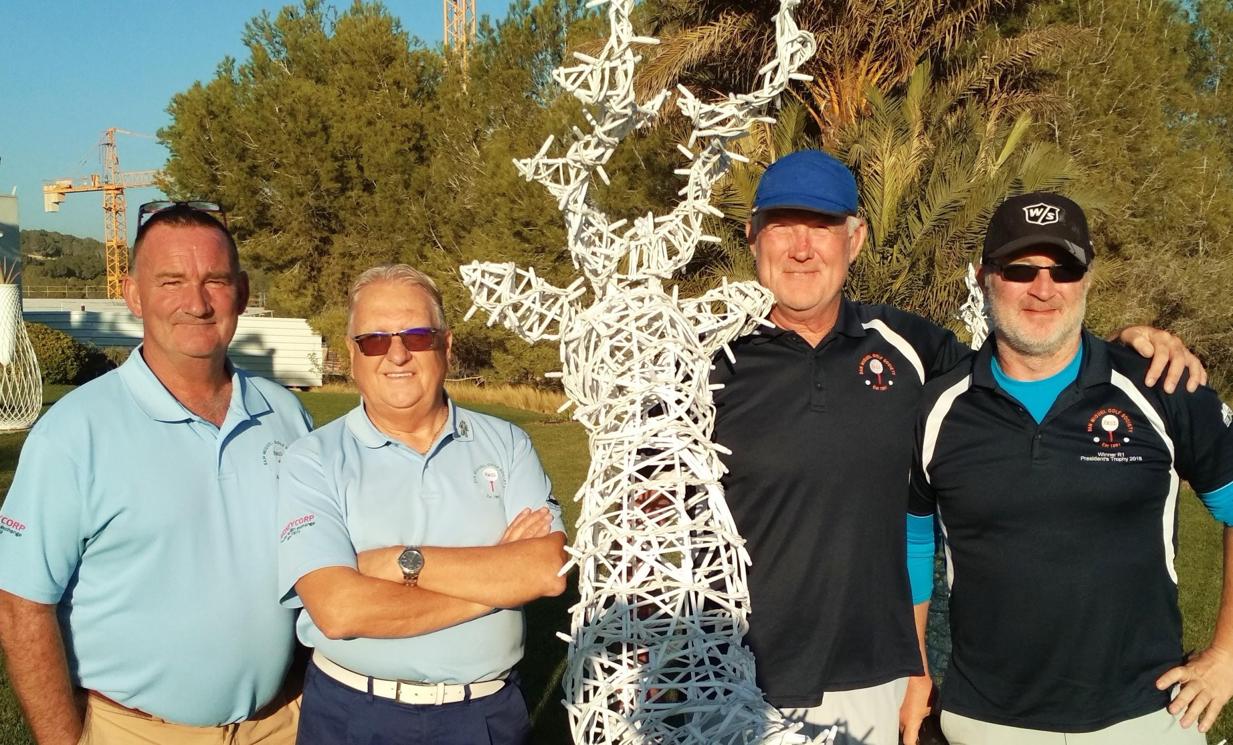 San Miguel Golf Society Las Colinas December 12th, 2018