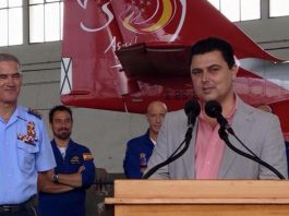 Luengo calls for exceptional measures following airport closure