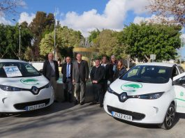 Electric vehicles for Pilar Council