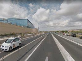 Road improvements around Alicante airport