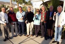 Orba Warblers Golf Society at Bonalba
