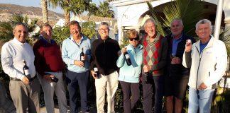 Orba Warblers Golf Society at Bonalba