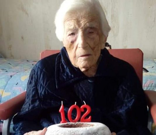 Horadada's elder stateswoman celebrates her 102nd birthday