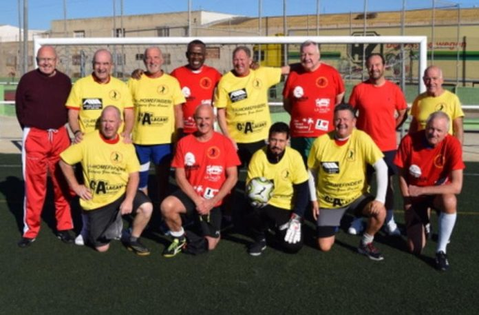 Home win for Gran Alacant 'Oldies'