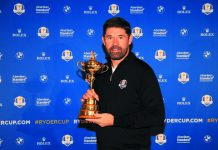 Harrington named Captain for The 2020 Ryder Cup