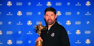 Harrington named Captain for The 2020 Ryder Cup