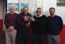 La Marina Golf Society New Year Trophy