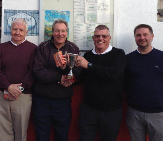La Marina Golf Society New Year Trophy