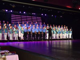 Melody Makers International / Male Voice Choir Press Release January 2019