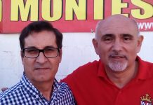 CD Montesinos 100,000 euros goal at Municipal stadium