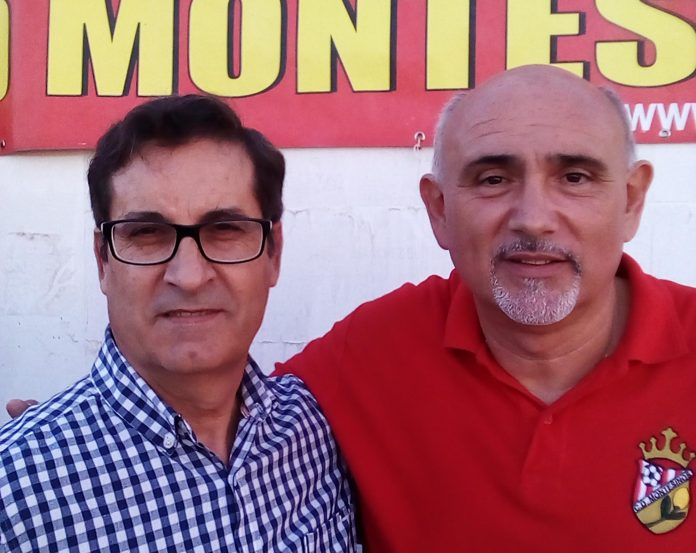 CD Montesinos 100,000 euros goal at Municipal stadium