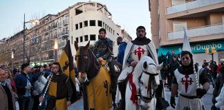 Medieval Market returns to Orihuela