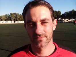 CD Montesinos interim manager Ruben Saez.