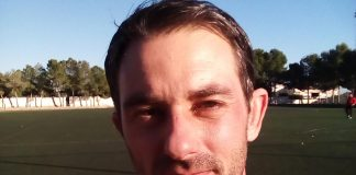 CD Montesinos interim manager Ruben Saez.