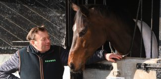 Nicky Henderson is out in force at Saturday's Cheltenham meeting
