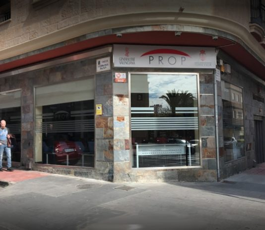 Torrevieja council offices served eviction notice