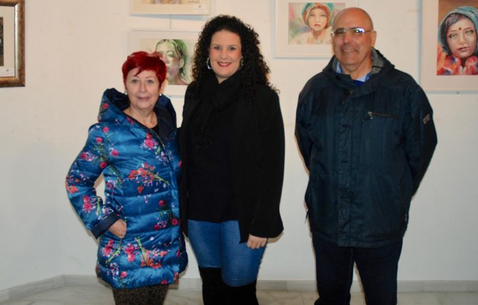 Watercolours On Show At Mojácar's