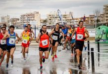 First three disqualified in Santa Pola Half Marathon